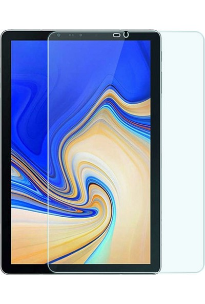 """Microcase Samsung Galaxy Tab S4 10.5"""" T830 - T835 Nano Glass Ekran Koruma Filmi"""