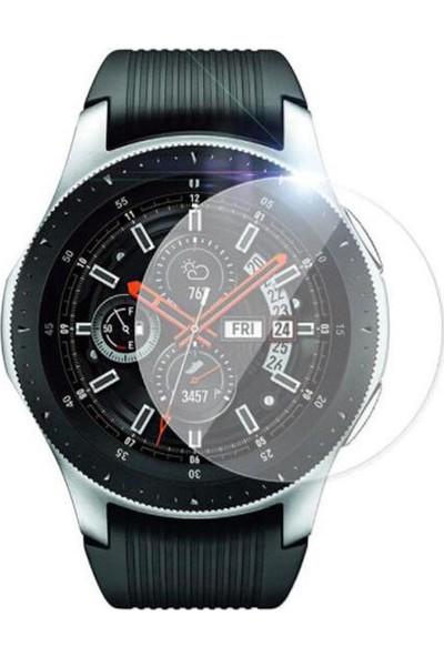 Microcase Samsung Galaxy Watch 46 mm Nano Glass Esnek Cam Ekran Koruma Filmi