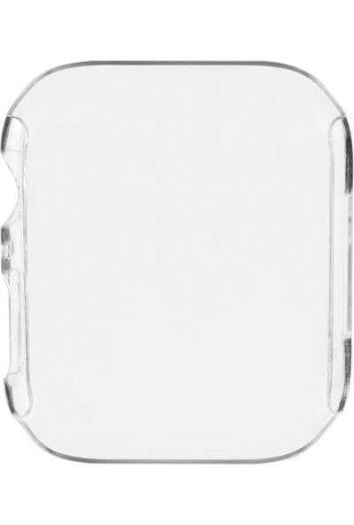 Microcase Apple Watch Series 4 44 mm Silikon Kılıf