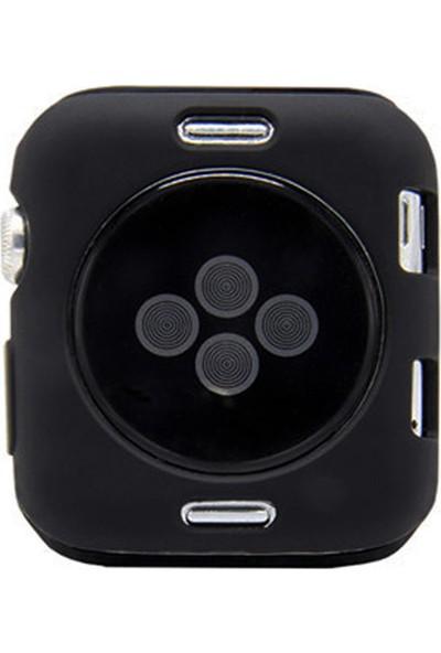 Microcase Apple Watch Series 4 40 mm Armor TPU Silikon Kılıf