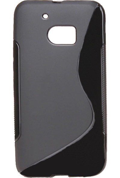 Microcase HTC 10 S Line Serisi Soft Elastik Silikon TPU Kılıf