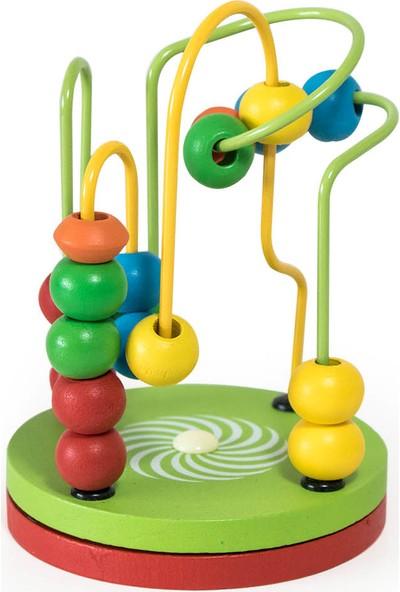 Child Wood Ahşap Mini Koordinasyon Oyunu