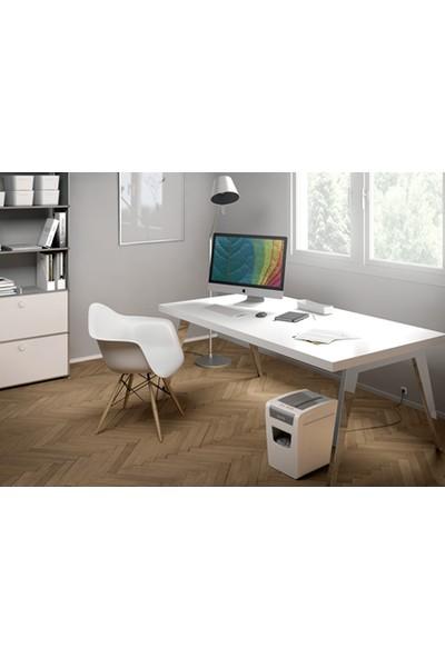 Leitz Iq Slim Home Office İmha Makinesi Güvenlik Dın P4
