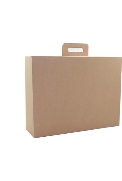 Unipak Ambalaj Karton Kutu,İnternet Kutusu 25×16,5×10 (50 Adet)