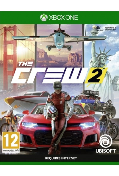 Ubisoft The Crew 2 Xbox One