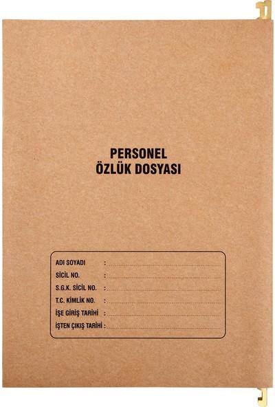 Gülpaş Personel Özlük Dosyası (8 Seperatörlü)