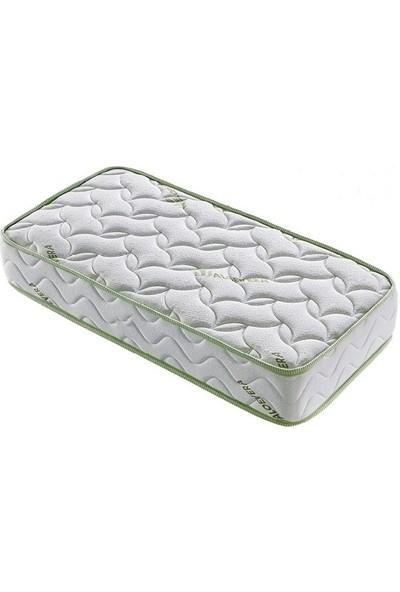 Carino Aloevera Kumaş Ortopedik Yaylı Yatak Lüx Soft Ortepedik Yaylı Yatak - 60 x 120 cm