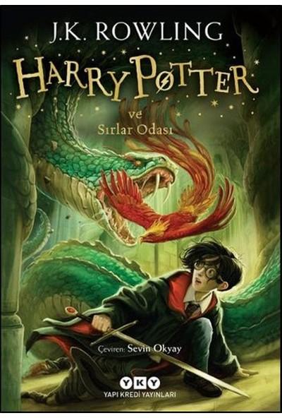 Harry Potter ve Sırlar Odası-2 J.K.Rowling Yapı Kredi Yay