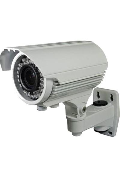 Ttec Cam-Ir1110V Analog Hd 1.0 Mp 2.8-12 Mm Lensli Dış Ortam Ir Bullet Kamera Dc (12V)