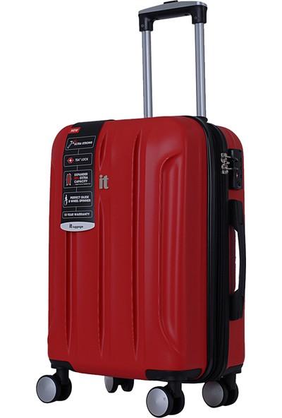 It Luggage 2175 Abs Büyük Boy Valiz Kırmızı