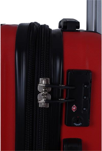 It Luggage 2175 Abs Kabin Boy Valiz Kırmızı