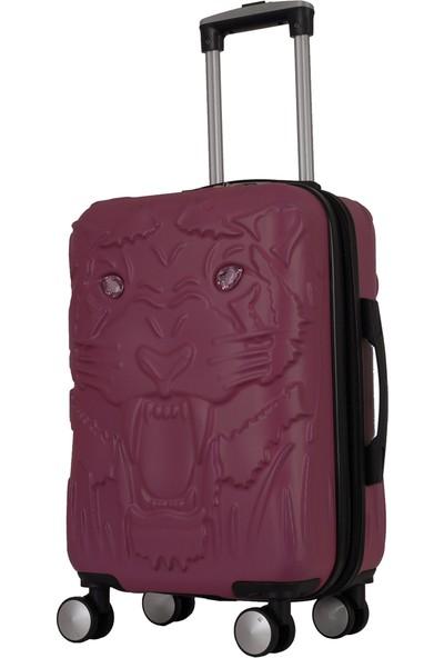 It Luggage 2251 Abs Büyük Boy Valiz Mor