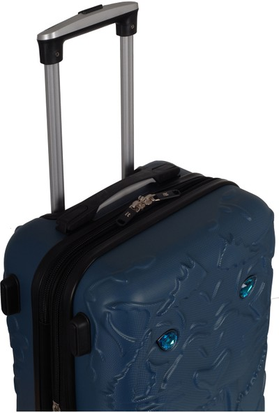 It Luggage 2251 Abs Kabin Boy Valiz Lacivert