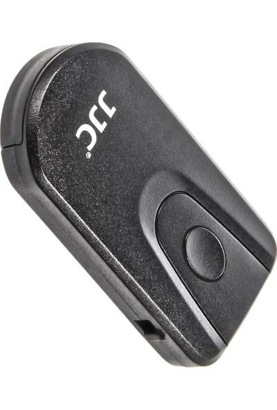 Jjc Evrensel Kızılötesi Uzaktan Tetikleyici Deklanşör - Canon, Nikon, Sony Ve Pentax İçin