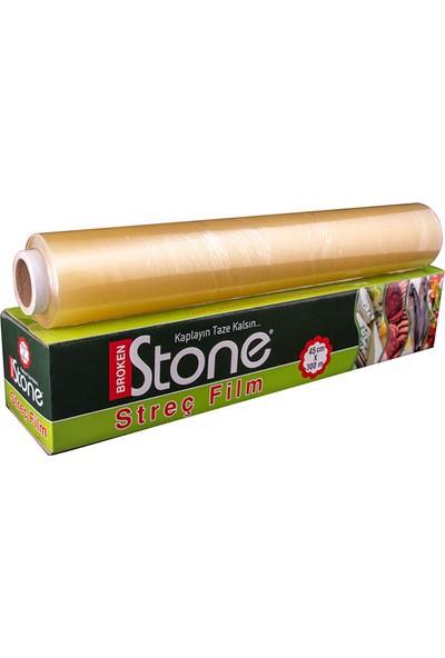 Broken Stone Streç Film 45cmx300m