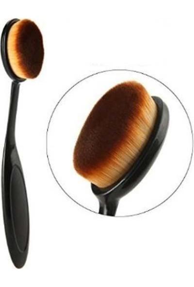 All Home Oval Makyaj Fırçası (Kaşık Fırça)