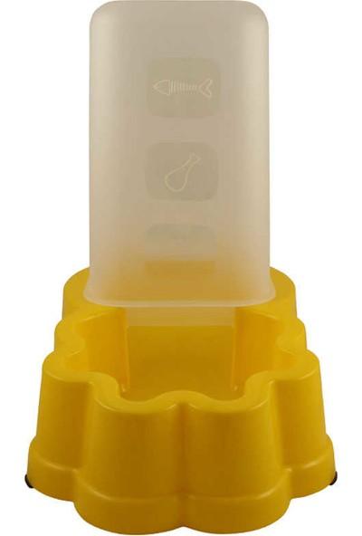 Silo Plastik Mama-Su Kabı 3 Lt