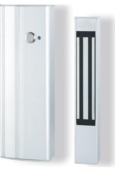 Mul-T-Lock 1200-Bl-01 Kollu Manyetik Kapı Kilidi 250 Kg 600 Lbs