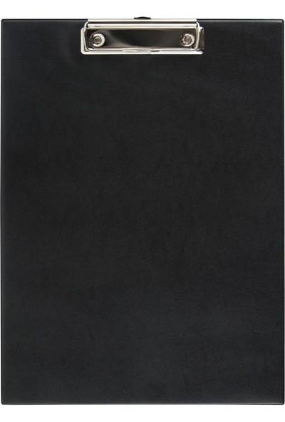 Wole A4 Pvc Kapaksız Sekreterlik Siyah