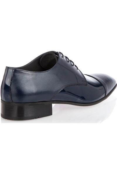 Celal Gültekin Cg 147 Erkek Ayakkabı Lacivert Rugan
