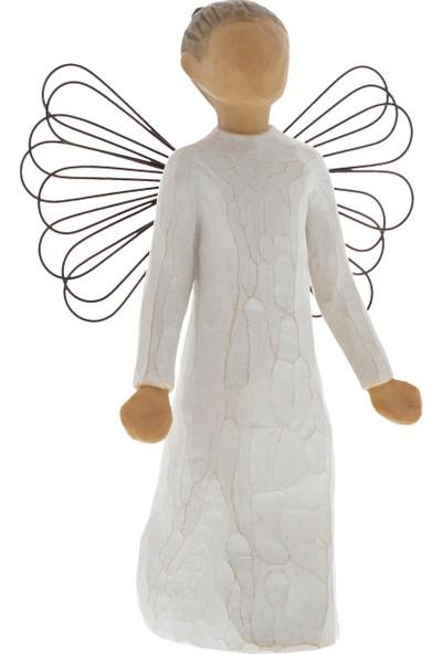 Enesco Willow Tree Angel Of Grace (Zerafet Meleği) Biblo