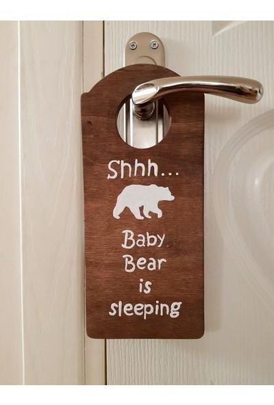 Lamoneta Baby Bear Kapıkolu İşareti