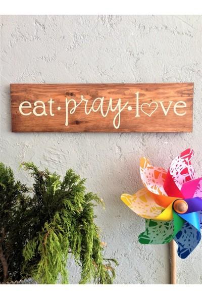 Lamoneta Eat Pray Love