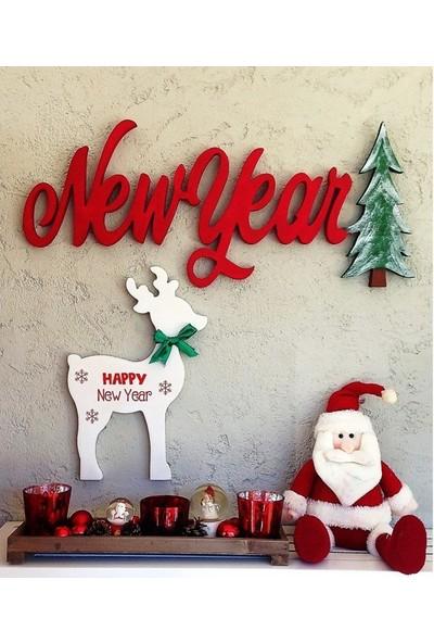 Lamoneta New Year Wall Accessory