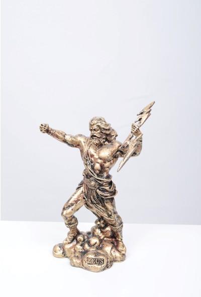 Yiğitoğlu Design Gold Büyük Boy Zeus Biblo