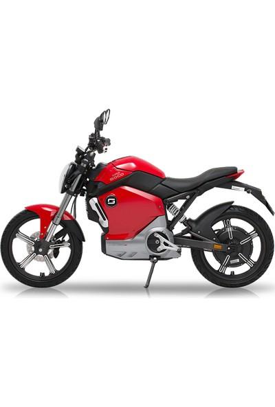 Super Soco TS Elektrikli Motosiklet 2017