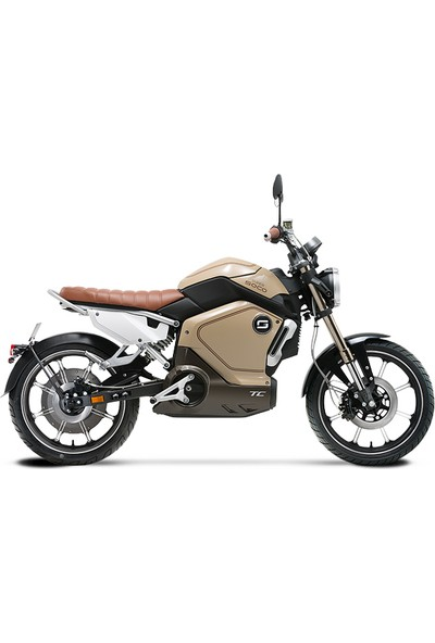 Super Soco TC Elektrikli Motosiklet