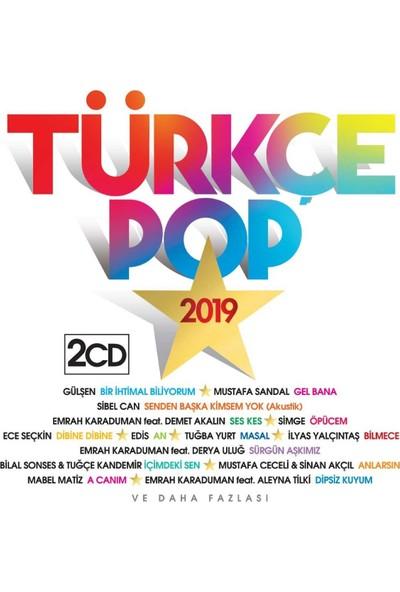 Türkçe Pop 2019 2'Cd
