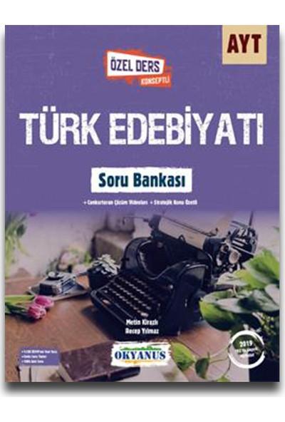 Okyanus AYT Türk Edebiyatı Soru Bankası (Özel Ders Konseptli)