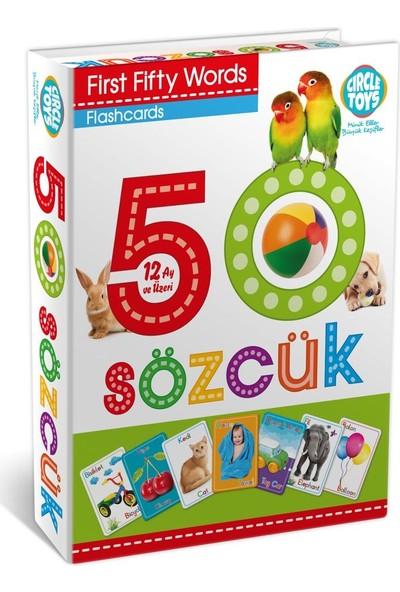 Circle Toys First Fifty Words - İlk 50 Sözcük