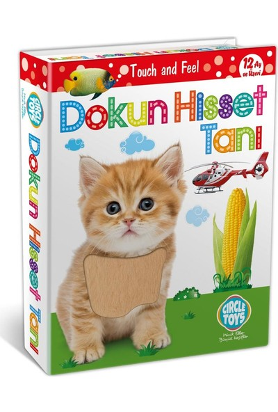 Circle Toys Dokun Hisset Tanı - Touch And Feel