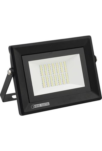 Horoz Pars-50 50 Watt 4000 Lumen 6400 Kelvın Beyaz Işık Smd Led Projektör 50W Ip65
