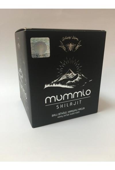 Mummio Macunu (Mumiyo) Shilajit Ballı Bitkisel Karışıı Macun 230 gr