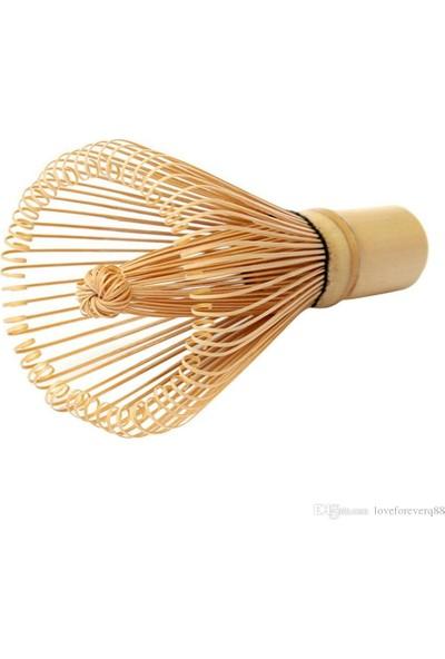 Bambu Whisk (Karadeniz Matcha Çayı İçin Bambu Whisk)