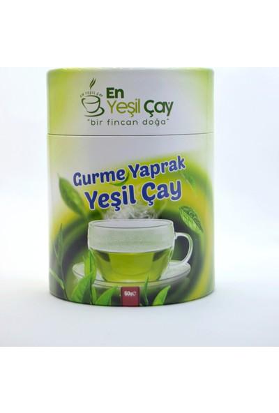 Gurme Yaprak Yeşil Çay