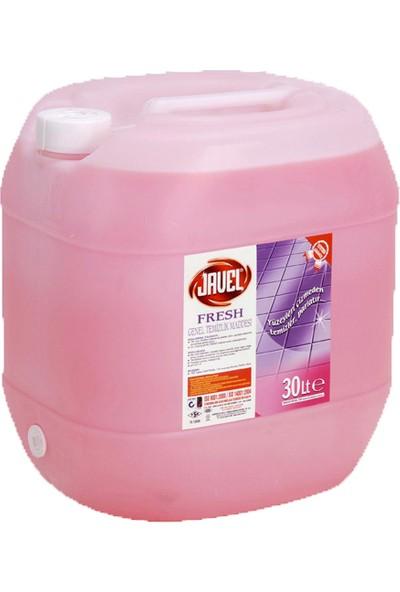 Javel Sıvı Fresh Genel Temizlik Maddesi 30 lt