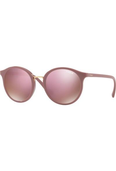 Vogue 0VO5166S 25655R 51 Kadın Güneş Gözlüğü