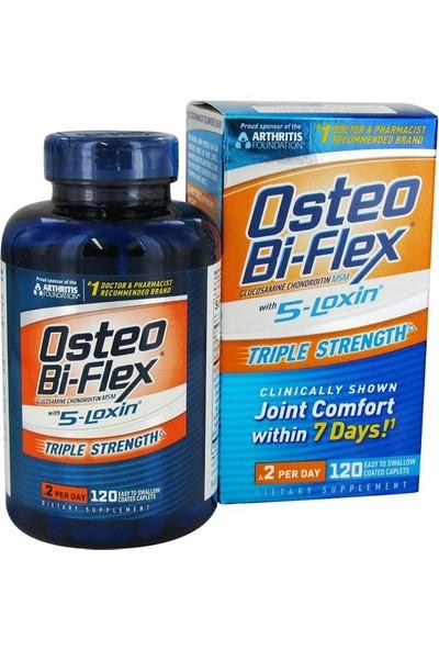 OsteoBiFlex 5-Loxin Triple Strength 120 Tablet
