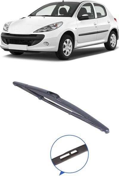 Oto Axs Peugeot 206 Arka Silecek 2000 2012 Arası