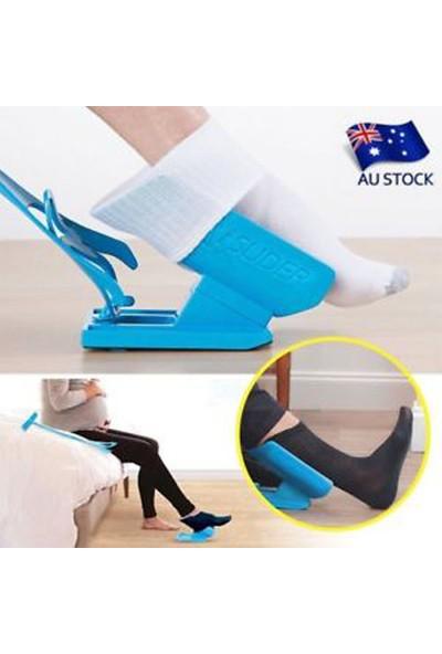 Dünyadekor Çorap Giyme Makinası Sock Slider