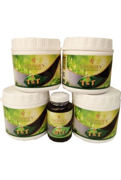 Lyonsey Professional Tok Kalarak Zayıflayın - 1 Ayda 6 - 10 Kg Doğal Hızlı Pratikhızlı Çabuk Zayıflama 5 Adet
