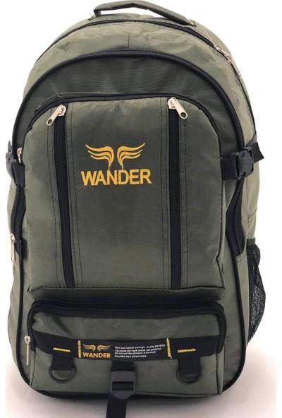 Wander Haki Renk Dağcı Sırt Çantası