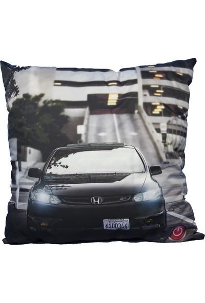Honda Led Işıklı Yastık