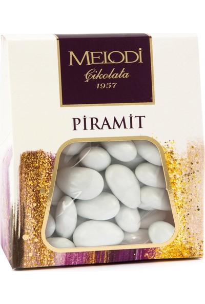 Melodi Çikolata Badem Şekeri - 250gr