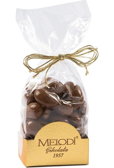 Melodi Çikolata Sütlü Çikolatalı Badem Draje 150gr