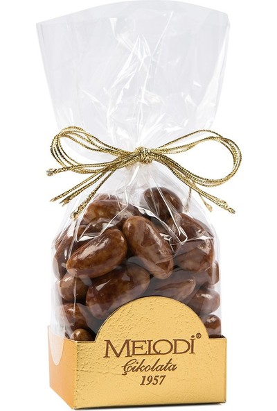 Melodi Çikolata Tiramisu Çikolatalı Badem Draje 150gr